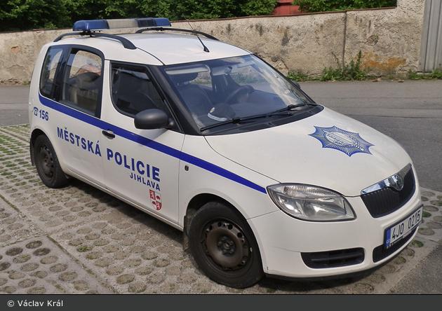 Jihlava - Městská Policie - FuStW