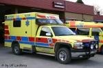 Hofors - Landstinget Gävleborg - Ambulans - 45 928 (a.D.)
