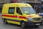 Antwerpen - unbekannt - RTW