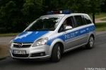 Fulda - Opel Zafira - DHuFüKW