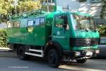 BePo – Mercedes Benz 1013 - Taucherwagen