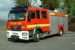 RAF Menwith Hill - Defence Fire & Rescue Service - HLF