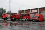 HH - BtF Schindler - Fahrzeugpark (05/2016)