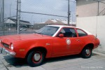 Los Angeles - LAFD - Car (a.D.)