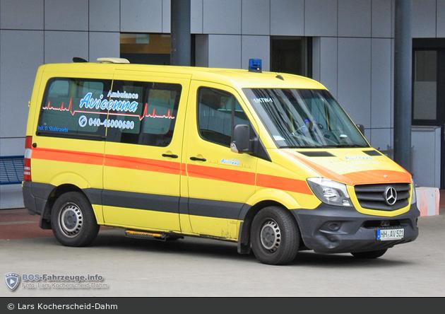 Ambulance Avicenna 01/KTW-01