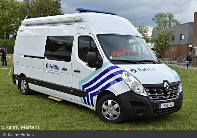 Geraardsbergen - Lokale Politie - BatKw