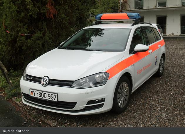 Koblenz - Rettungsdienst - PKW BWZK