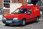 Birmingham - West Midlands Fire Service - Car (a.D.)