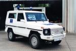 WEU 86 - MB G-Klasse - FuStW (a.D.)
