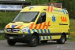 Boudevilliers - Ambulances Roland - RTW - Roland 402