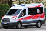 Krankentransport Spree Ambulance - KTW (B-SP 3490)