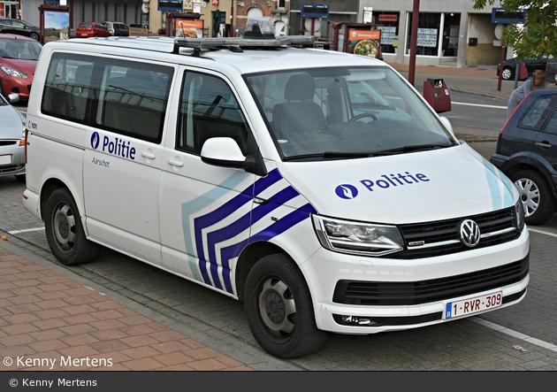 Aarschot - Lokale Politie - FuStW
