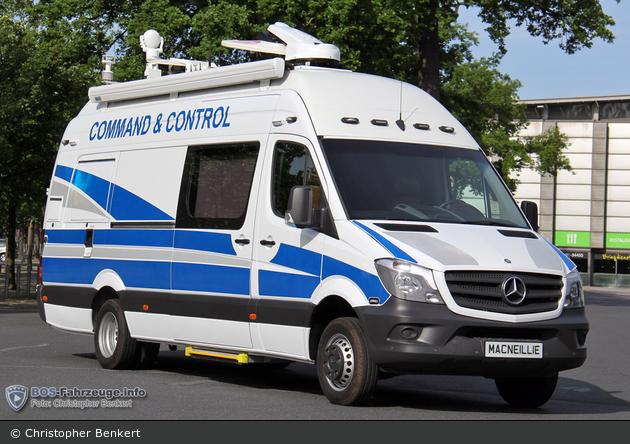 Mercedes-Benz Sprinter 524 4x4 - MacNeillie - ELW