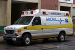 Dorchester - McCall - Ambulance 15