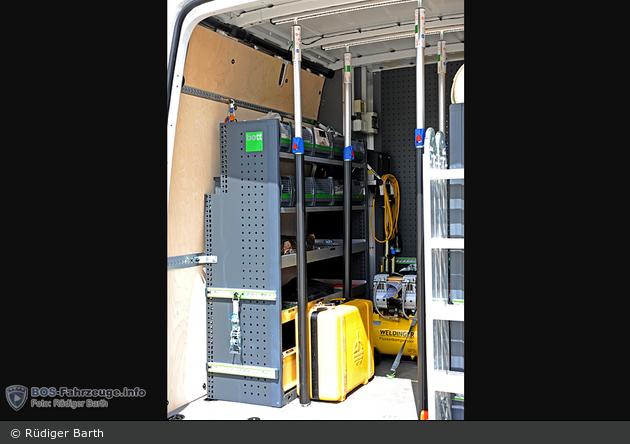 BP29-40 - MB Sprinter 316 CDI 4x4 - InstKw