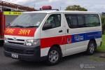 Silverdale - NZ Fire Service - MTF - Silverdale 9029