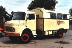 Malteser Erding Küchenwagen