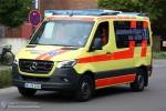 Ambulance Köpke - KTW AK 08 (HH-AK 3908)