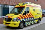 Almere - Geneeskundige en Gezondheidsdienst Flevoland - RTW - 25-116