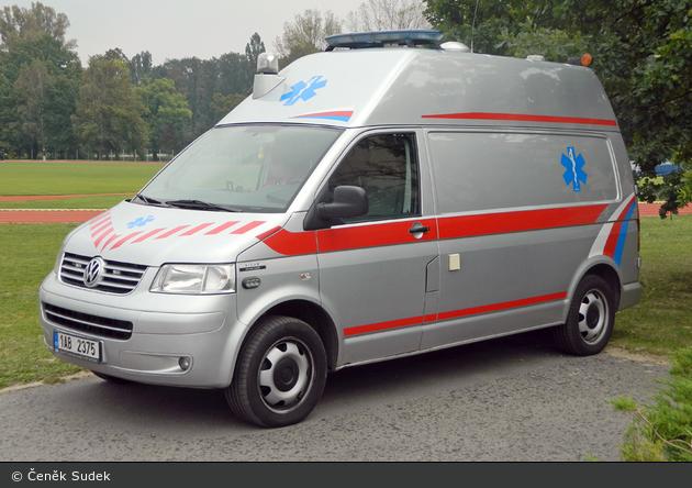 Praha - Policie - 1AB 2375 - RTW