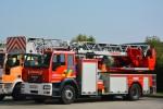 Halle - Brandweer - DLK - L08