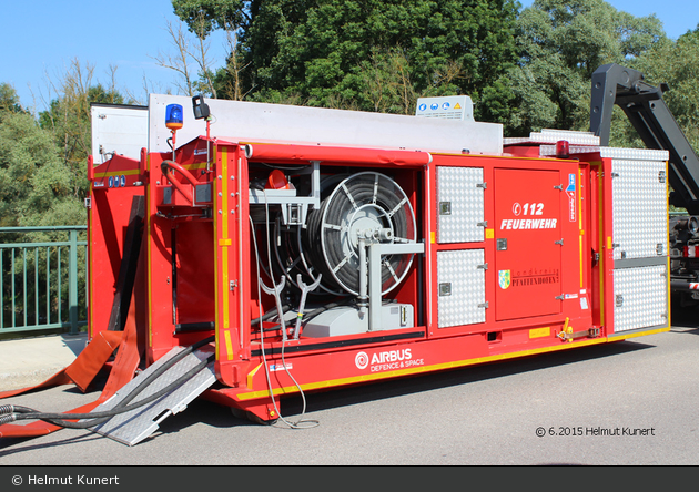 Florian Airbus Manching AB-Wasserförderung