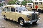 Dortmund - MB 180 Dc - KTW