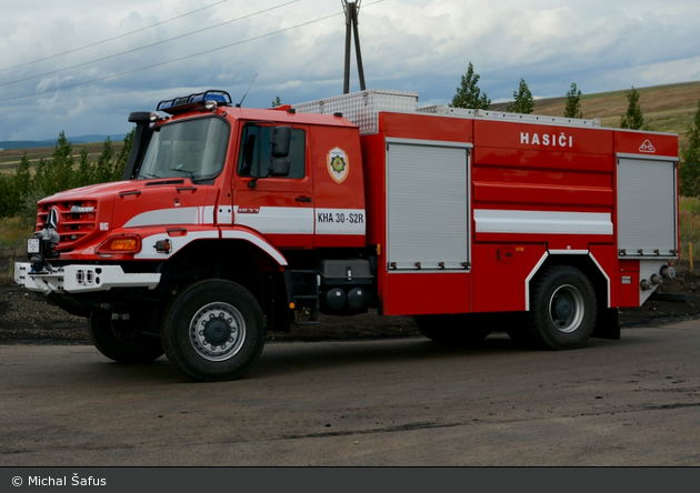 Tušimice - HZSP DNT - ULF