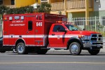 Los Angeles - Los Angeles Fire Department - Rescue Ambulance 846