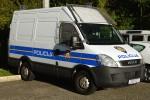 Rupa - Policija - Granična Policija - GefKw