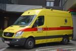 Sint-Niklaas - Falck BeNeLux - RTW - 421 (a.D.)