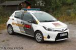 Arlanda - Securitas AB - Radiobil - 541