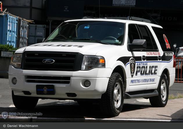 einsatzfahrzeug new york amtrak police k 9 fustw bos fahrzeuge einsatzfahrzeuge und. Black Bedroom Furniture Sets. Home Design Ideas