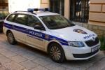 Zadar - Policija - FuStw
