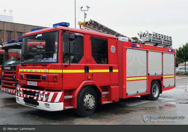 Netherton - Merseyside Fire & Rescue Service - WrL