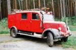 Eisenhüttenstadt - Feuerwehrmuseum - LF-TS8 Granit 27