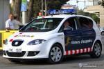 Barcelona - Mossos d'Esquadra - FuStW