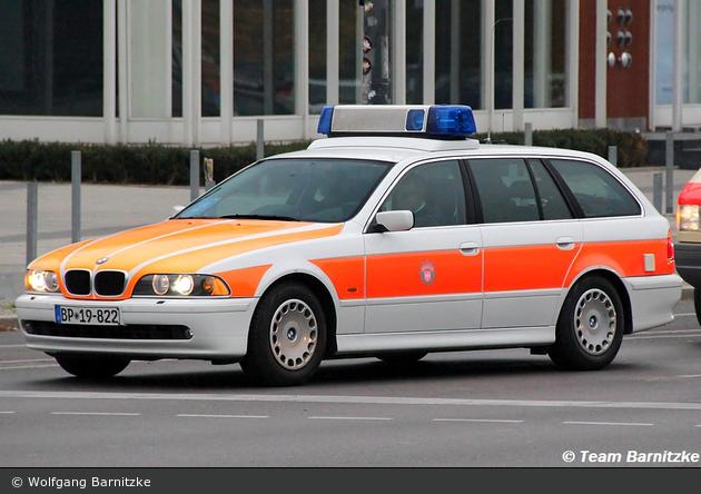 BP19-822 - BMW 5er Touring - NEF
