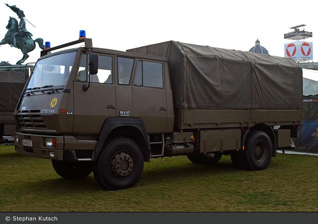 Korneuburg - Bundesheer - ABC-Abwehrkompanie - ABC-Wasserversorgungswagen