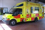 Dublin - City Fire Brigade - Ambulance - D34 (a.D.)