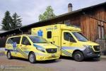 CH - Liestal - Spital Baselland - NEF & RTW (2021)