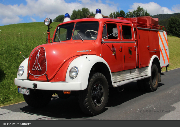 Bern - BF - TLF 16 (a.D.)