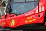 Meppen - Feuerwehr - Feuerlöschraupe