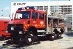 Båstad - Räddningstjänsten Båstad - Skumsläckbil - 31 342 (a.D.)