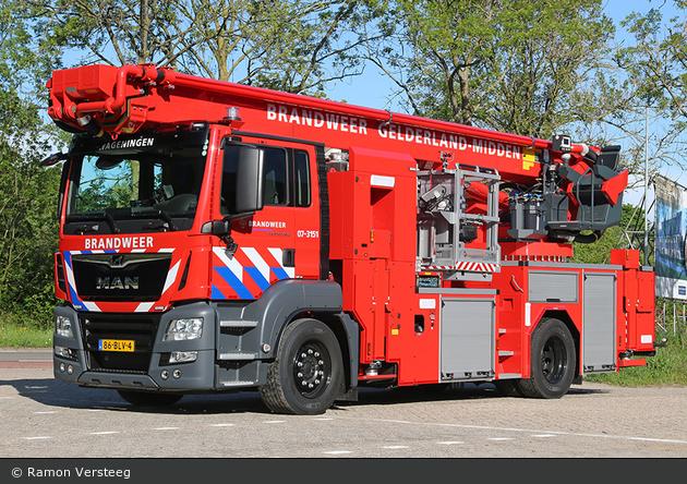 Wageningen - Brandweer - TMF - 07-3151