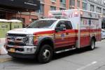 FDNY - EMS - Ambulance 1283 - RTW