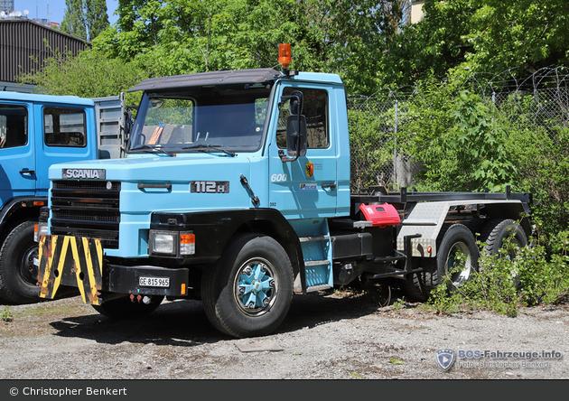 Genève - KaPo - LKW - 600
