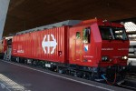 Zürich - BFW SBB - Lösch- und Rettungszug 08 - F 575 - Rettungsfahrzeug