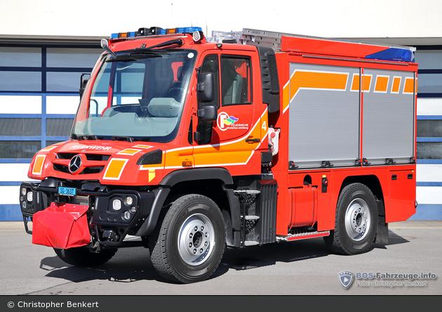 Altstätten Eichberg - FW - Mini-TLF - 4