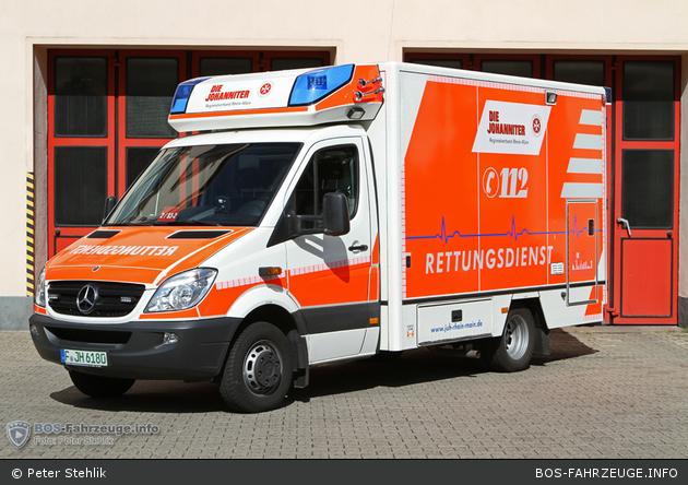Akkon Frankfurt - RTW (F-JH 6180)